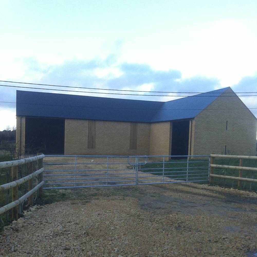 Wychwood Roofing Blue Slate West Oxfordshire