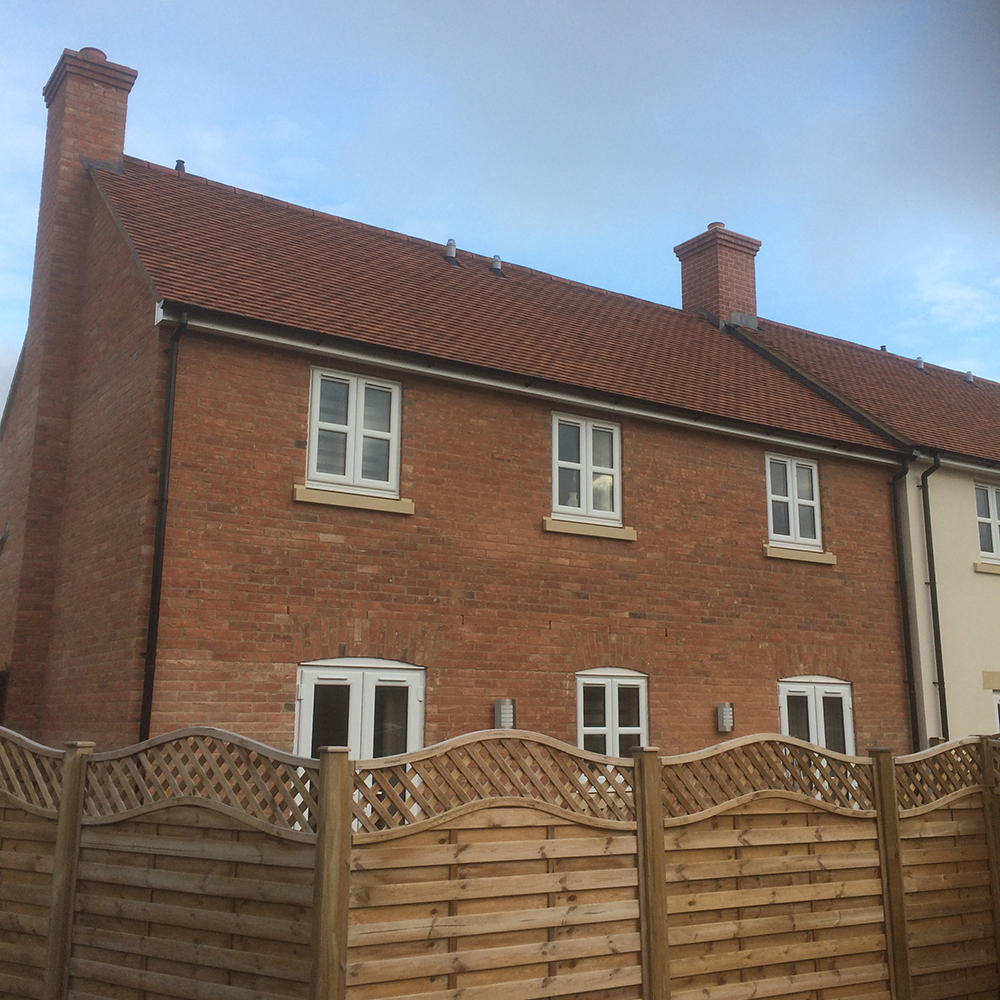 Wychwood Roofing Clay Tiles West Oxfordshire
