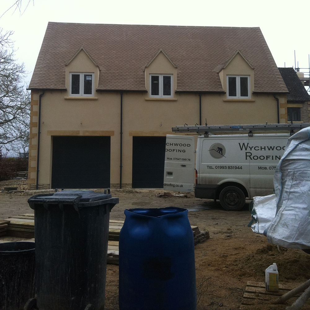 Wychwood Roofing Concrete Tile Roofing West Oxfordshire