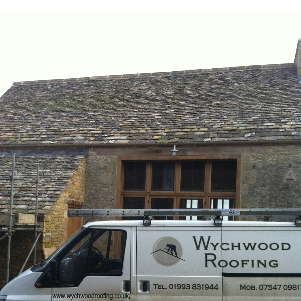 Wychwood Roofing Cotswold Stone Slate West Oxfordshire