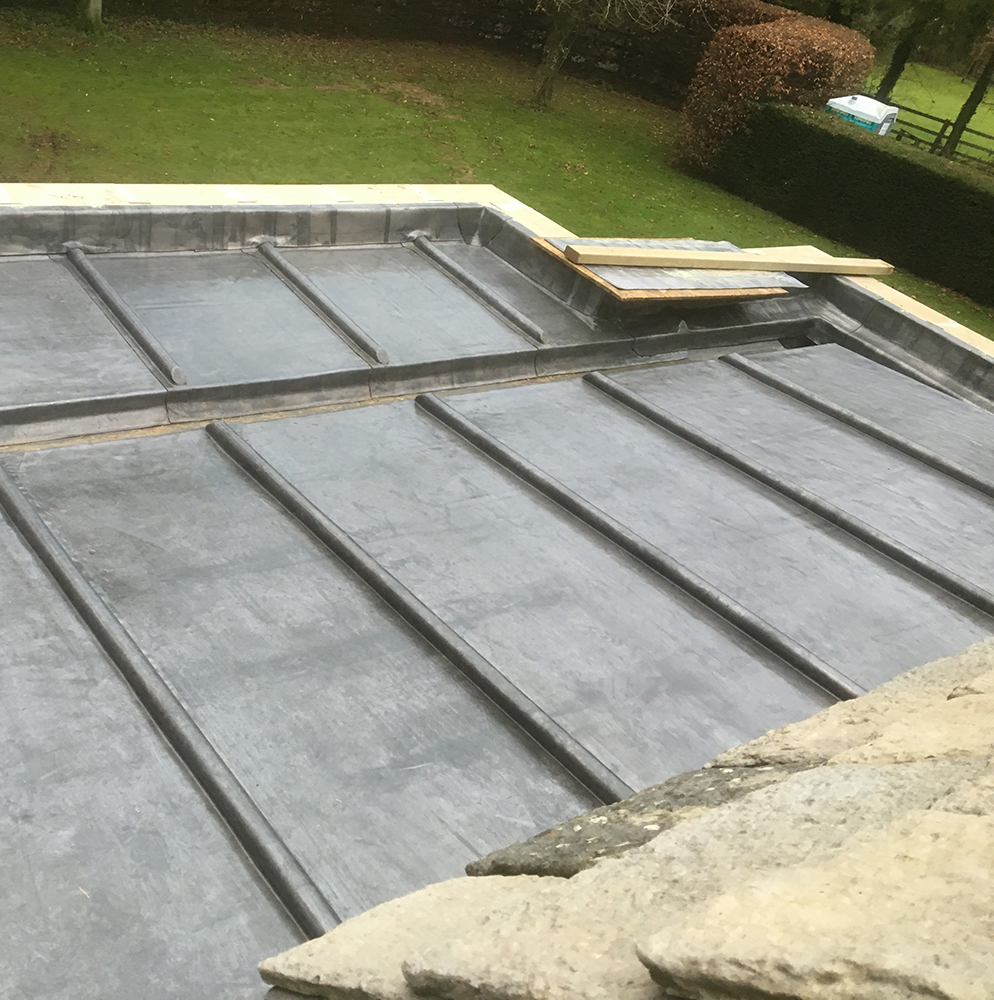 Lead, Concrete & GRP Flat Roofing West Oxfordshire